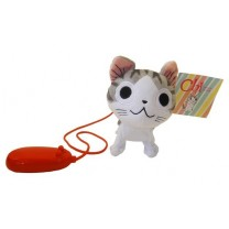 Chi the cat leash controller