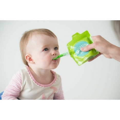 Fill N Squeeze - Kit gourdes réutilisables