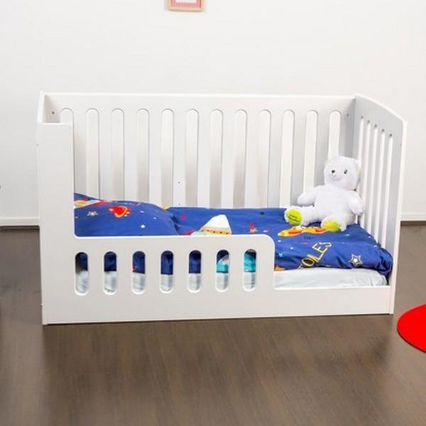 offre pr t dormir berce o 39 lit made in france blanc pioupiou et merveilles. Black Bedroom Furniture Sets. Home Design Ideas