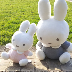 Miffy gris60 rose32