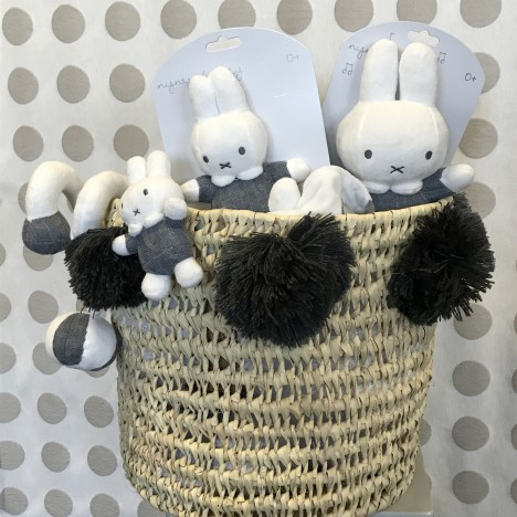 Baby gift basket -Light-up Bunny