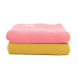 Couverture Bou Rose corail
