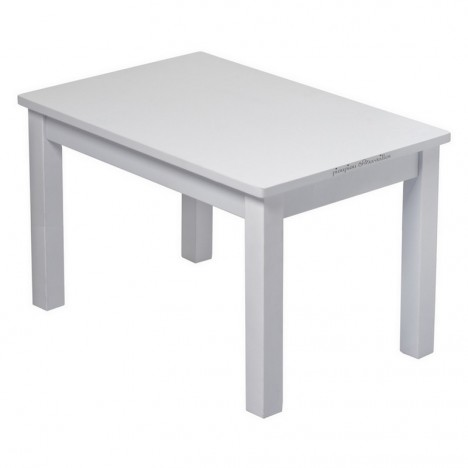 My first Table - Cool gray