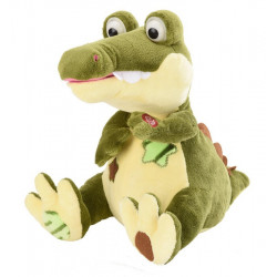 Paulo le croco - interactive soft toy