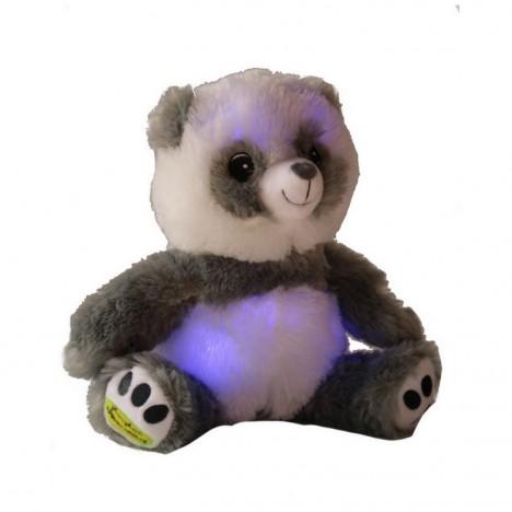 Chouka, mon Panda Lumineux assis