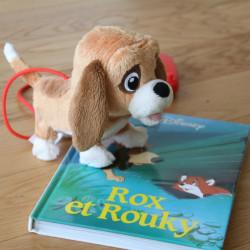 Rouky - Wire-control soft-toy - Disney