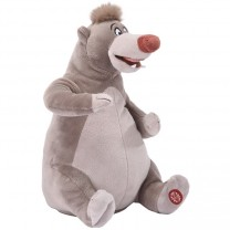 Baloo - peluche animée - Disney