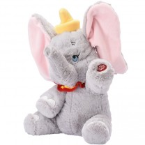 Peluche animée Dumbo Disney