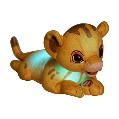 Baby Simba - Light up soft toy - Disney
