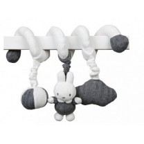 Toy Bar - Miffy - Grey