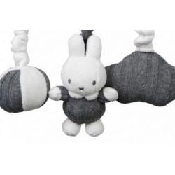 Spirale d'activités - Miffy - Gris