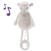 Simeon the Sheep musical soft toy