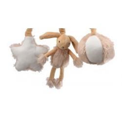 Valentin Le lapin - Spirale d'activités