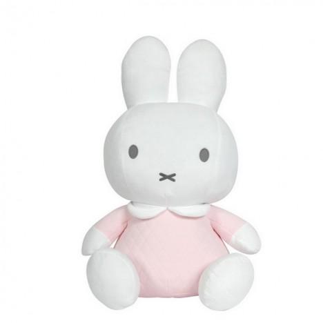 Peluche Miffy Matelassée -Rose - 40cm