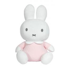Peluche Miffy Matelassée -Rose - 60cm