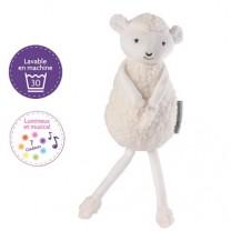 Siméon le Mouton - Peluche lumineuse et musicale