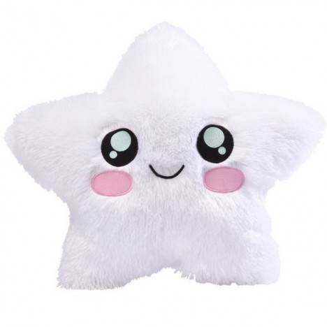 Coussin Lumineux - STAR - blanc