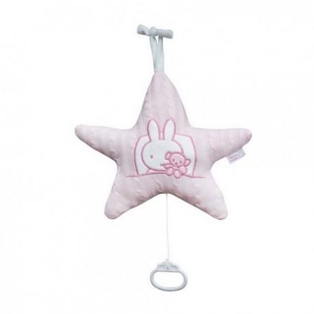 étoile musicale Miffy