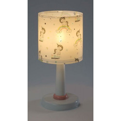 Lampe de table - Licornes
