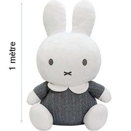 Miffy quilted- 1 mètre - mint