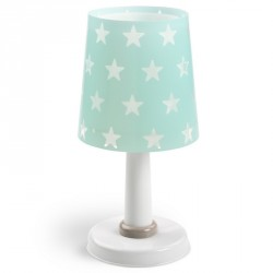 Lampe de table Stars verte