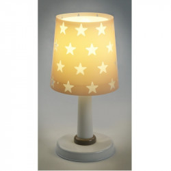 Phosphorescente nightlight Stars Grey