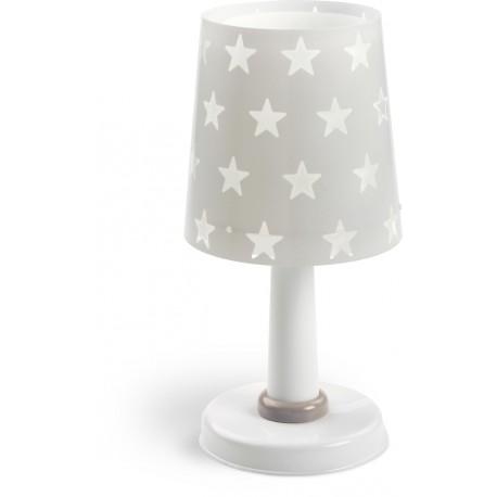 Lampe De Table Chevet Enfant Stars Phosphorescente Deco Chambre