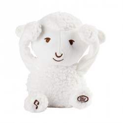 Peek a boo soft toy Simeon the Sheep