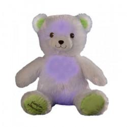 My light-up Bear - white