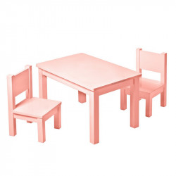 table-rose-assortiment-chaise