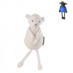 Simeon the sheep light-up and music soft toy
