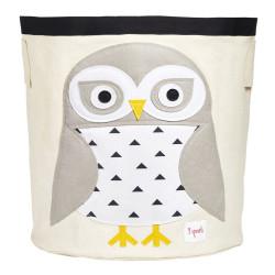 Storage Basket Confetti grey L
