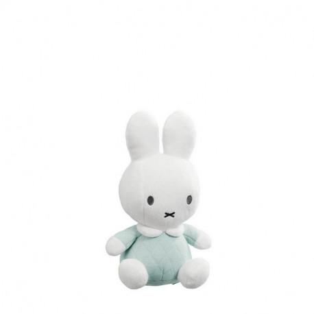 Miffy Safari - Peluche Mint 25 cm