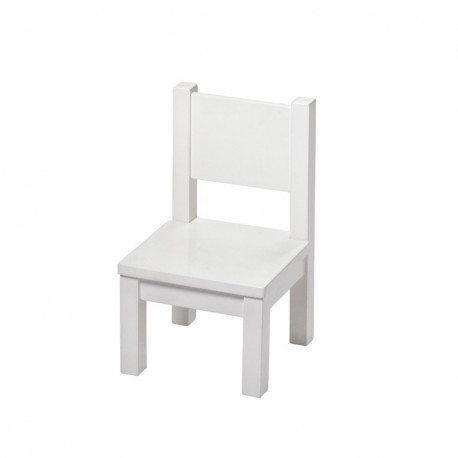 My first Chair - White