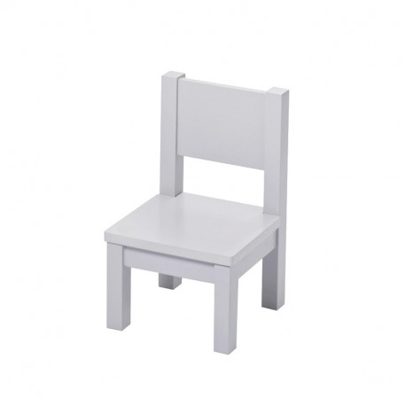 My first Chair x2 - cool gray