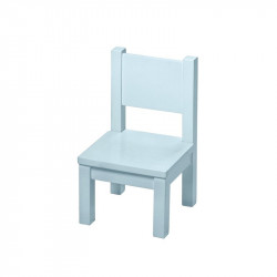 My first Chair x2 - Blue grey