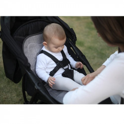 Refreshing stroller mattress
