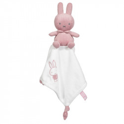 Pink Velvet Miffy Comforter