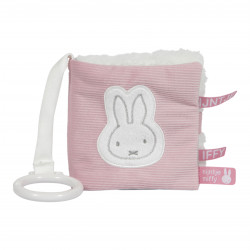 Miffy Activity book - pink babyrib