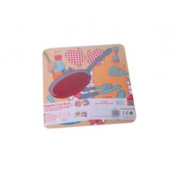 Livre de cuisine magnétique