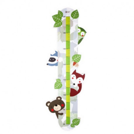 Forest Growth Chart