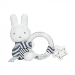 Miffy Safari Rattle Mint