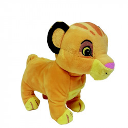 Simba walk with me - plush The lion king
