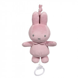 Miffy Velvet Music Box