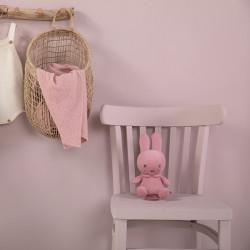Rotative music box Miffy - pink babyrib