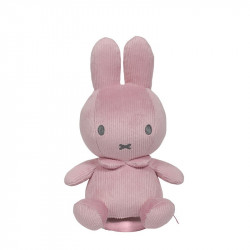 Rotative music box Miffy - pink babyrib