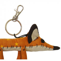 Fox Keyring - The Little Prince
