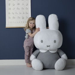 Miffy plush 1m grey