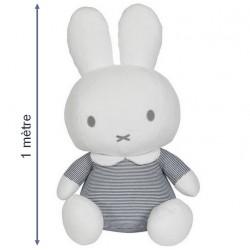 Miffy plush 1m grey