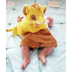 Baby Simba - Light up soft toy - Disney